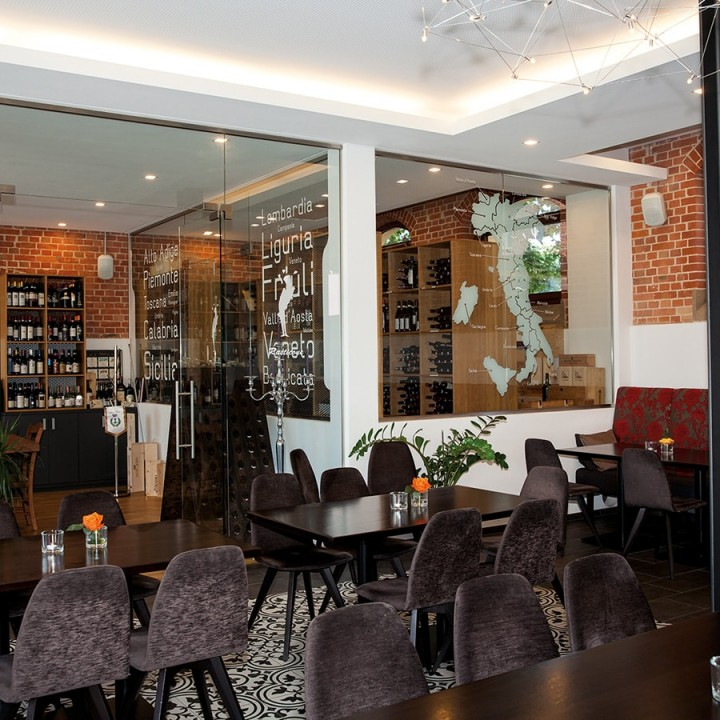 Ristorante Rusticone – Kulinarisches Cannstatt