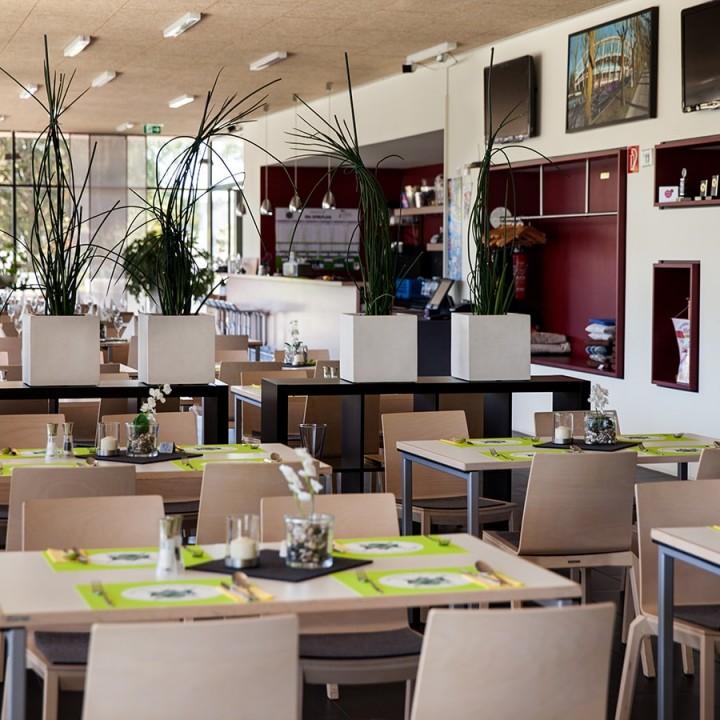 Sportrestaurant im Neckarpark – Kulinarisches Cannstatt